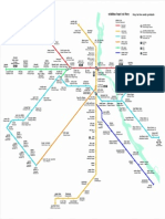 DMRC Route Map