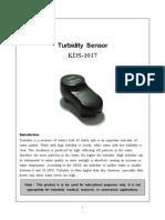 KDS 1017 Turbidity