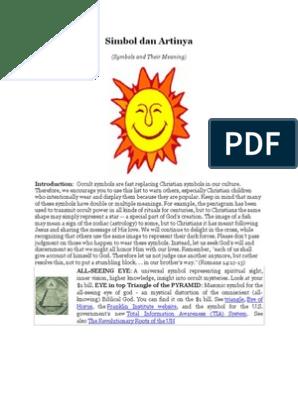 simbol dan artinya mythology religious belief and doctrine