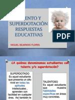 TALENTO SUPERDOTACIÓN