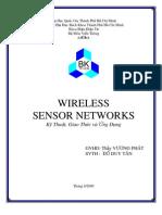 Mạng Cảm Biến Không Dây (Wireless Sensor Networks)