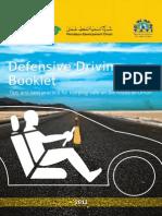 DD Booklet PDO