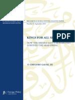 Resilience Arab Monarchies_English