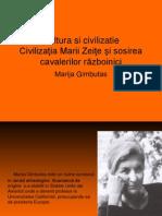 Cultura Si Civilizatie