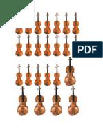 Instrumentos de Orquesta