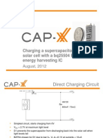 1208 CAP-XX - Charging a Supercapacitor From a Solar Cell