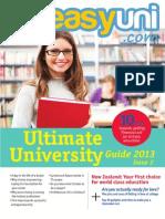 easyuni Ultimate University Guide