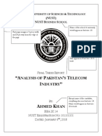 Guide lines for NUST