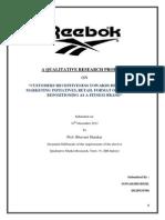 Qualitative Market Research Study Proposal