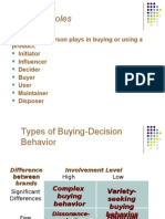 Lec on 19thJune-The Buyer Decision Process