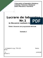 Lucrare de Laborator Nr.1 v-3