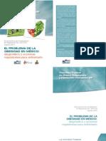 Cofemer Problema Obesidad en Mexico 2012