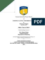 Chetanya Report