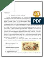 Raport Cricova