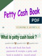 Petty Cash Book b