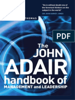 imran Handbook of Management and Leadership