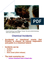 Chemical Emergencies-Safe Water and Food Feb 2010