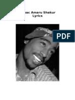 2pac Lyrics