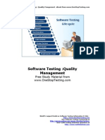 Quality Management eBook