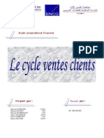 Audit- Cycle Vente