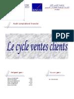 Audit- Cycle Vente