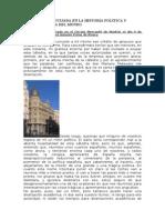 Ante Una Encrucijada en La Historia Politica y Economica Del Mundo