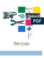 Kencap Medical Solutions - 2013 Catalog