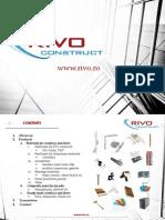 Rivo Brochure - www.rivo.ro