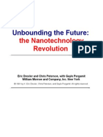 Unbounding the Future - The Nanotechnology Revolution (1991) by Kim Eric Drexler, Chris Peterson & Gayle Pergamit