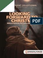 Advent Devotional 2013