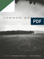 Contemporary Poets on Pennsylvania