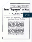 51060644 J a Rogers From Superman to Man PDF
