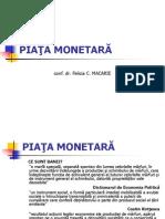 Piata monetara