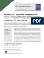 jurnal penentuan jenis kelamin berdasarkan penemuan sternum