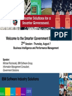 Business Intelligence Performance Management