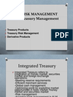 Treasury Management in Banks