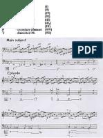 Chopin Sonata Opus 35 Fourth Movement Analysis