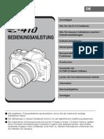E 410 Handbuch