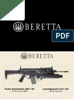 Beretta Arx160 & Glx160