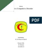 Referat Obsessive Compulsive Disorder