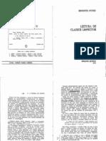 NUNES, Benedito - A Forma Do Conto in Leitura de Clarice Lispector