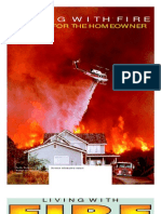 Living With Fire, A Guide for the Homeowner