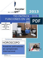 Periodico Escolar Colegio El Angel