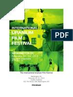 WASHINGTON Uranium Film Festival 2014 Program