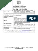 EDITAL PE_012_2013_SRP UPA_errata_002 Prefeitura Do Porto Nacional - To