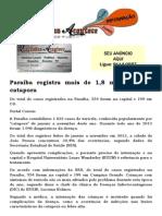 Paraíba registra mais de 1,8 mil casos de catapora