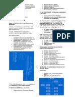 Dca Exam Notes 2013