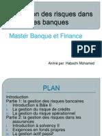 La Gestion Des Risques Dans Les Banques Et