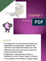 Psychology Chapter 7