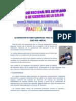 Elaboracion de Cubeta Individual Para El Paciente Edentulo Parcial